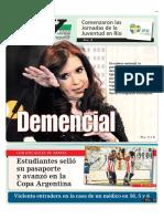 La Defensa de Cristina Kirchner de César Milani