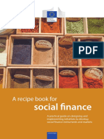 Recipe Book Social Finance