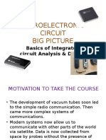 Microelectronics Big Picture