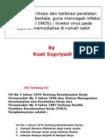 1. Strategi strerilisasi dan kalibrasi peralatan medis secara berkala.pptx