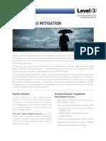 Brochure_DDoS Mitigation V2