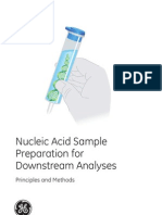 Nucleic Acid Sample Preparation for Downstream Analyses-principles and Mtehods