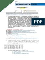 Estadística I - Enunciado Producto académico N°1