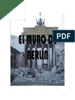 Proyecto Muro de Berlin