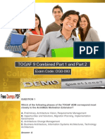 Pass your OG0-093 certification Exam With Freedumpspdf
