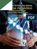 Puesto Al D C3 ADa en Medicina Interna S C3 ADndrome Metab C3 B3lico - A. Cabrera 2C C. Pliego - 1 C2 BA (2015) 5BLibrosmedicospdf.net 5D
