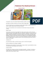 Sapphire pdf pokemon detonado