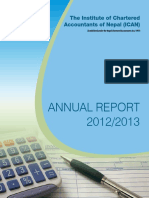 Ican Annual Report 2012 13