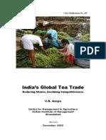 Indias Global Tea Trade