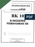 2016 Bk 10 Bi Pemahaman Upsr (2)