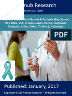 Cervical Cancer Test Market