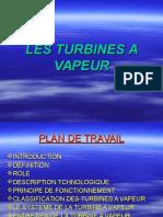 Les Turbines a Vapeur