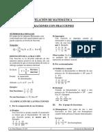 NM-S- Operaciones Con Fracciones