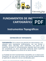 InstrumentosTopograficos