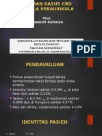 Ppt Fix Fistula Preaurikular