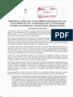 26012017 Mocion Pleno Ayto.bilbao