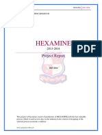 h Examine