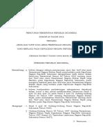PP 60 Tahun 2016 tentang Tarif dan Jenis PNBP Polri.pdf