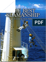 The Best Seamanship -A Guide to Deck Skills
