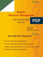 HRM Module I.pptx