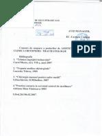 Bibliografie Asistent b o 201405
