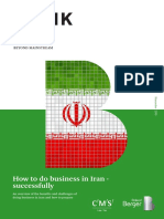 Roland Berger Tab How to Do Business in Iran 20151125