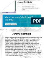 Jeremy Rothfield