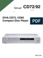 Arcam CD72 CD92 Service.pdf