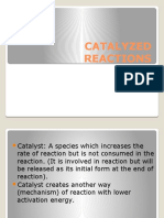 CATALYZED REACTION.pptx