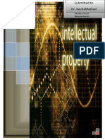 Project Report on Patent Rights in India