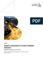 Roland Berger Israel Automotive and Smart Mobility Final 131216