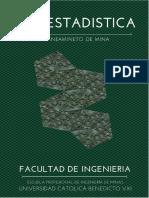 Geolibrospdf Planeamiento de Mina Monografia GEOESTADISTICA