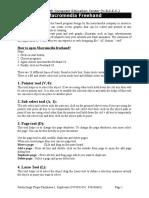 Macromedia Freehand 10
