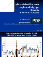 Prezentare Gripa 2014-2015