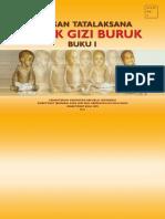 Buku Gizi Buruk  2011