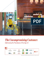 2017 Trends Report - The Uncompromising Customer