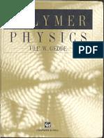Polymer Physics - Gedde