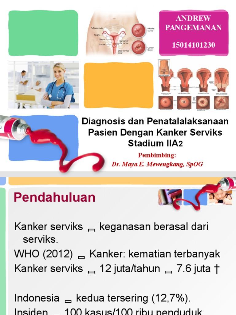 Diagnosis dan Penatalalaksanaan Pasien Dengan Kanker ...