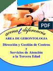 Dosier Direccion Centros 3ª Edad