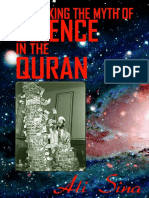 Ali_Sina_Science in the Quran