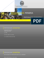 Maquinaria Miner Perforacion Diamantina