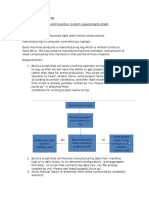 Software Project Requirements v1