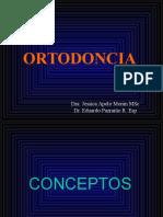 Programa de Ortodoncia de 4to Año Septimo Semestre