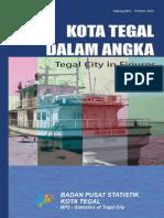 Kota Tegal Dalam Angka 2016
