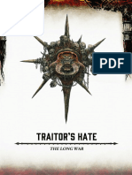 Traitor s Hate