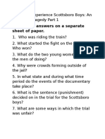 scottsboro boys questions part 1