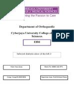 CWU Orthopedics