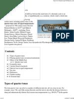 Quarter Tone - Wikipedia