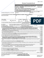 Form 4473, Firearms Transaction Record