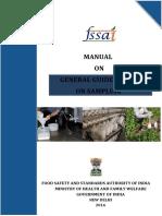 Manual Sampling Guidelines 25-05-2016